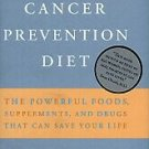 The Breast Cancer Prevention Diet by Robert Burns Ar...