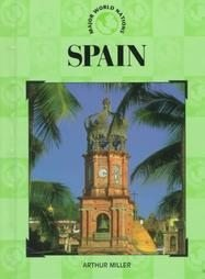 Spain by Arthur Miller (1998, Reinforced Hardcover)