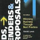 Bids, Tenders & Proposals by Harold Lewis (2005, Har...