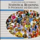 Statistical Reasoning in Psychology and Education by...
