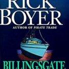 Billingsgate Shoal by Rick Boyer (1992, Paperback, R...