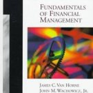 Fundamentals of Financial Management by James C. Van...