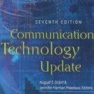 Communication Technology Update (2000, Paperback)