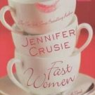 Fast Women by Jennifer Crusie (2001, Hardcover, Larg...