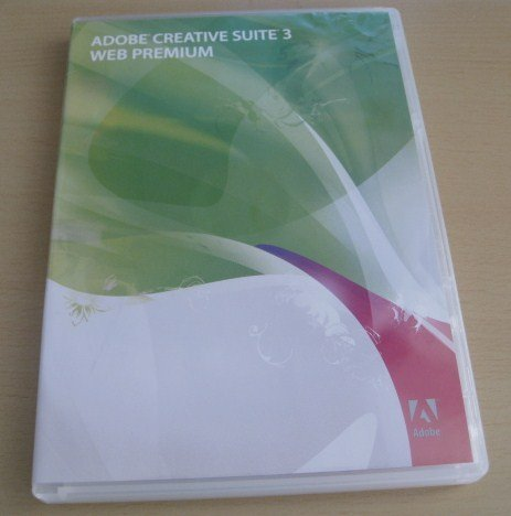 Adobe Creative Suite 3.3 Web Premium for MAC