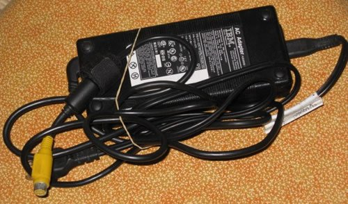 IBM Laptop AC Power Adapter Charger