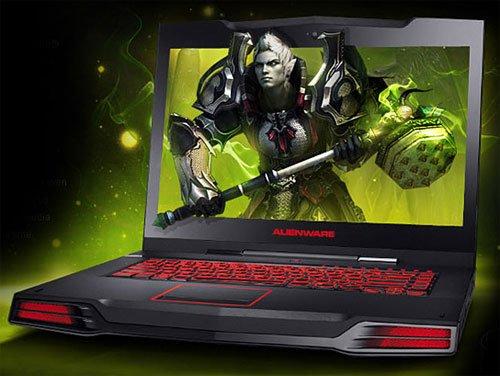 Dell Alienware M15X i7 Quad Core Full HD Gaming Laptop