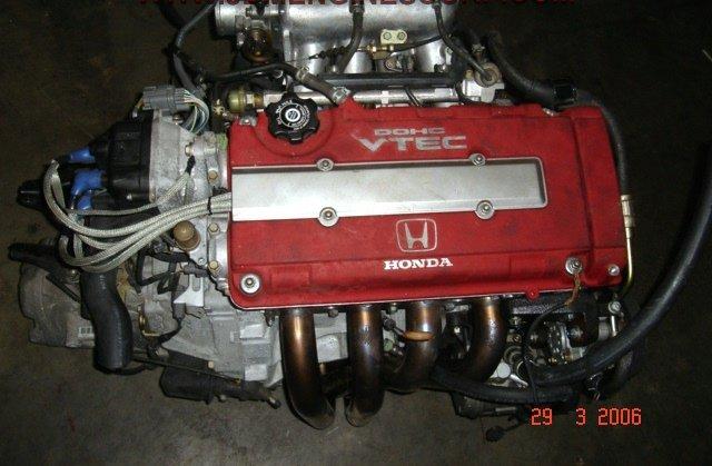 C A Cff B B on 1998 Honda Civic Power Steering Pump