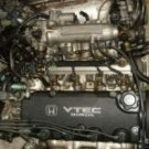 Honda JDM D15B SOHC Vtec Engine Only 1992 - 1995