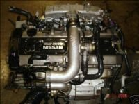Nissan JDM RB25DET Turbo Nissan Skyline / Silvia / 240SX Engine Swap