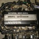 Nissan JDM SR20DET S13 Black TopNissan Silvia / 240SX Engine Swap