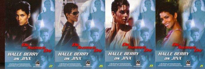 Women Of James Bond In Motion Jinx Lot J1 J3 J5 J7