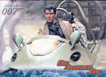 Bond Die Another Day Set (90) + P1 + Montage Set (9)