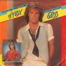 Our Love Don't Throw It All Away / One More... 7-inch single, 45 RPM record + pic sleeve - Andy Gibb