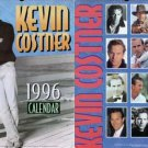 Kevin Costner 1996 Calendar - doubles as 12 mini-posters