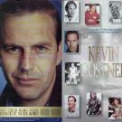 Kevin Costner 1998 Calendar - doubles as 12 mini-posters