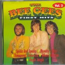 First Hits CD - Bee Gees, import from EEC
