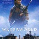 Waterworld German poster - Kevin Costner