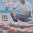 Sizzle Beach USA VHS - Kevin Costner, early film role