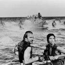 Kevin Costner + Jeanne Tripplehorn 8x10 photo #WW-B803 - Waterworld