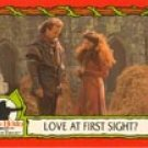 Robin Hood: Prince Of Thieves trading card #15 from 55-card set- Kevin Costner, Mary E. Mastrontonio