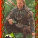 Robin Hood: Prince Of Thieves trading card #25 from the 55-card set - Kevin Costner