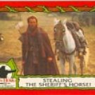 Robin Hood: Prince Of Thieves trading card #32 from the 55-card set - Kevin Costner