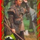 Robin Hood: Prince Of Thieves trading card #47 from the 88-card set - Kevin Costner