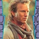 Robin Hood: Prince Of Thieves trading sticker #1 from the 88-card, 9-sticker set - Kevin Costner