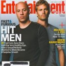 Entertainment Weekly magazine - issue #1043, April 17, 2009 - Vin Diesel Paul Walker cover
