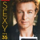 TV Guide magazine - double issue #2928/29, March 30, 2009 - Simon Baker cover