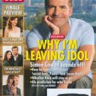 TV Guide magazine - issue #2933, May 4, 2009 - Simon Cowell American Idol cover
