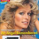TV Guide magazine - double issue #2944/45, July 13, 2009 - Farrah Fawcett cover