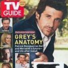 TV Guide magazine - issue #2842, September 17, 2007 - Patrick Dempsey cover