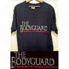 One-of-a-kind, hand-painted The Bodyguard T-shirt