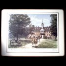 The Wren Buidling, Williamsburg - mounted art print