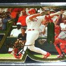 MARK MCGWIRE 22 kt GOLD CARD  70th Homerun Record.