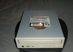 Apple DvD 6x Max Speed DVD-ROM SR-8585-B