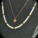Heart & Pearl Designer Necklace combo