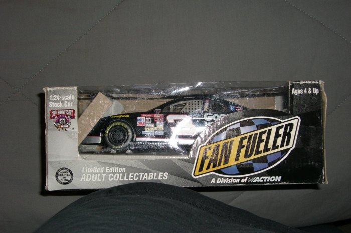 FAN FUELER NASCAR 50TH ANNIV. LIMITED EDITION DALE EARNHARDT SR. #3 SCALE1:24