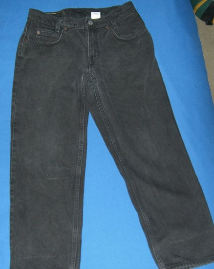 Mens Black Levi 550 New No Tags