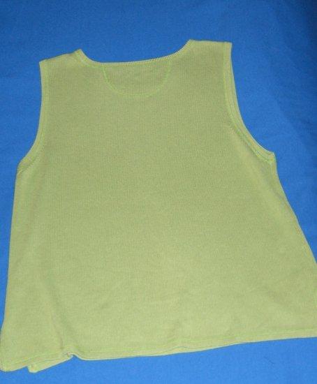 Original  Island Sport womens knitted tank top