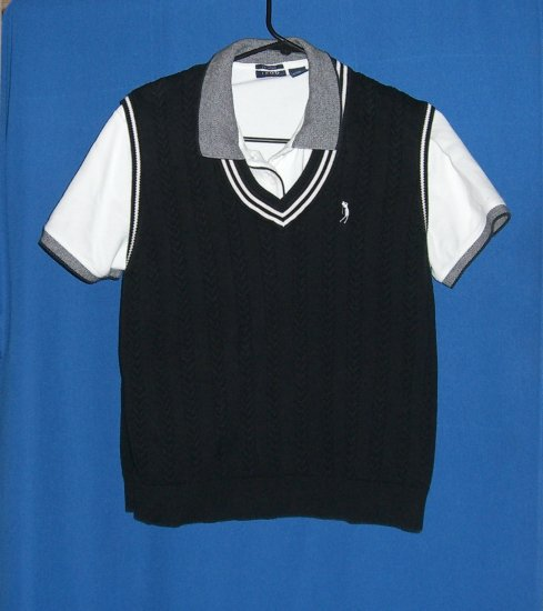 I Zod COMBO PACKAGE GOLF VEST & GOLF SHIRT LADIES
