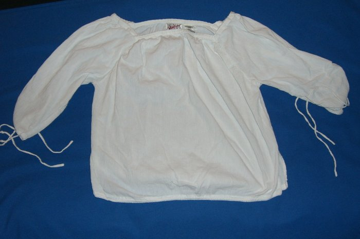 Bill Blass Womens Cotton Top