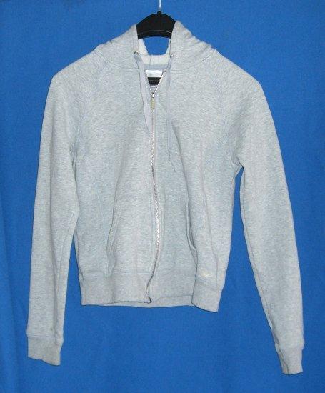 Womens pro spirit Gray Hooded Sweatshirt