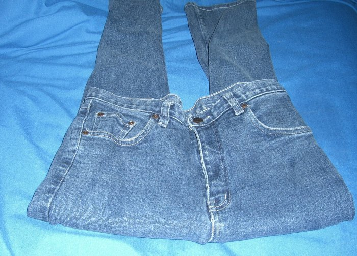 Canadian Club Womens Cool Denim Jeans New No Tags