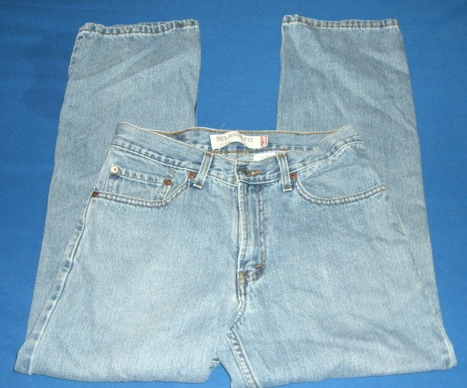 Levi Relaxed Fit Jeans 550