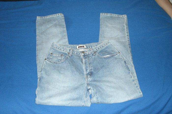 Xhilaration Button Fly Blue Jeans Womans