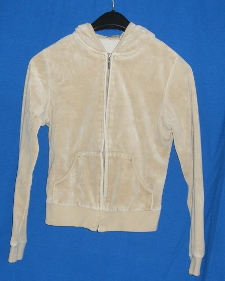 Tan Womans Ct Hooded Zipup Sweater