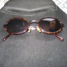 Designer Eyewear Brown/ Black Tortoise style UV Protected